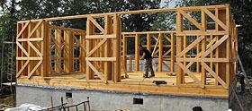 modulopaille maison kit bois