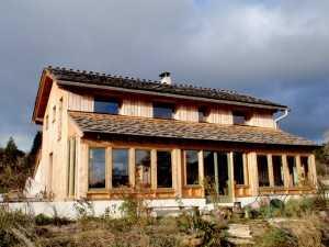 nos maisons paille pr tes vivre ossature bois paille naturelhome l 39 autoconstruction de. Black Bedroom Furniture Sets. Home Design Ideas